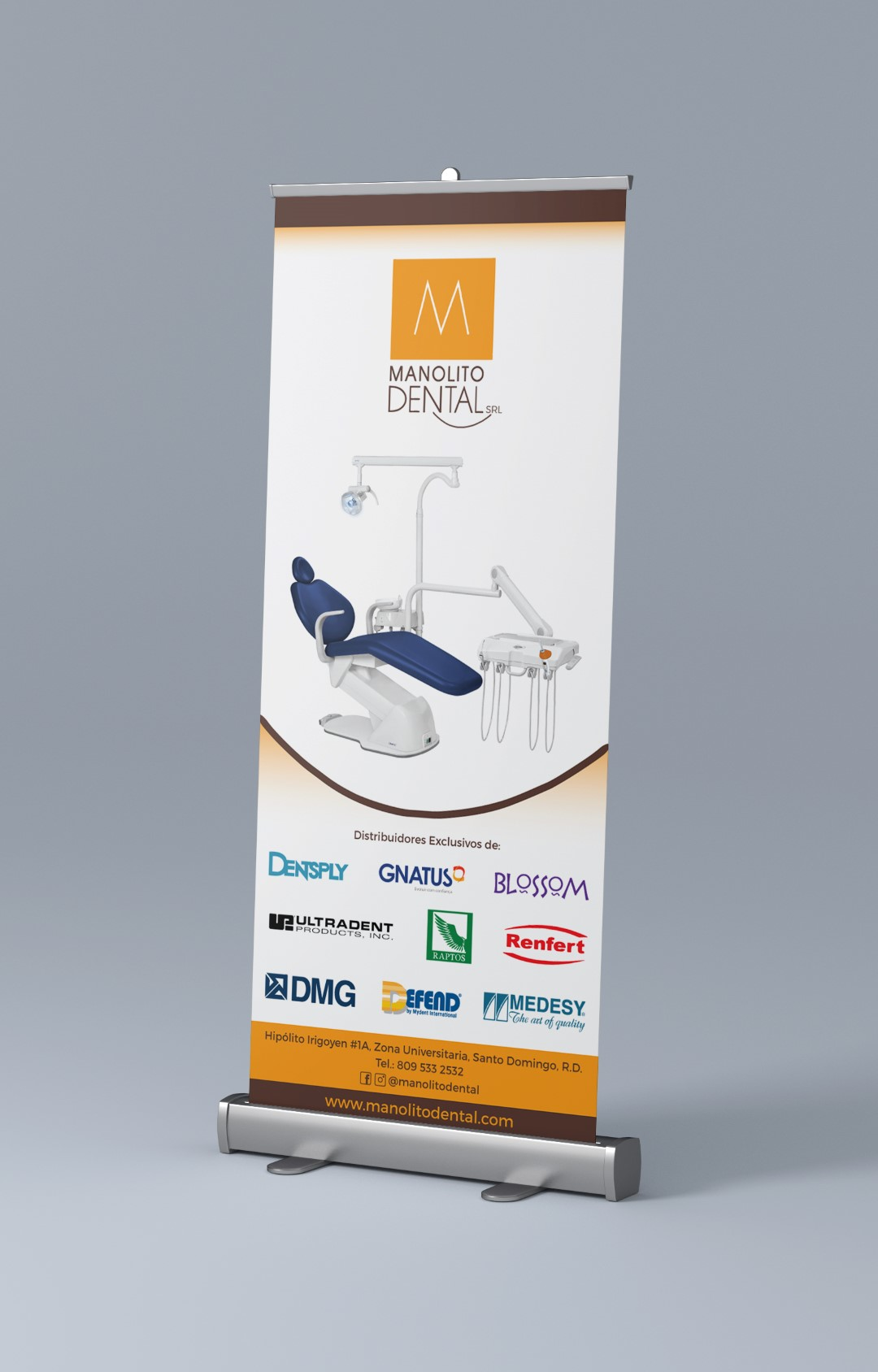 Banner - Manolito Dental